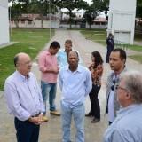 Prefeito entrega à comunidade  os Centros de Artes e Esportes Unificados