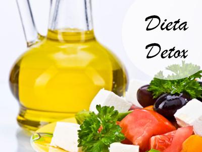 Dieta detox elimine até 2 quilos por semana