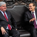 "Renan classifica de ""inusitados"" novos pedidos de impeachment contra Janot"