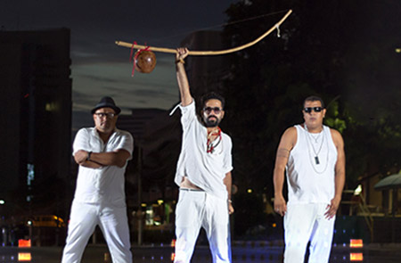 """Banda Giramente se apresenta amanhã (23) no """"Música no MAP"""""""