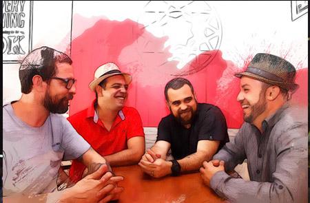 Banda Forró no Kilo se apresenta amanhã (30) gratuitamente  no Música no MAP