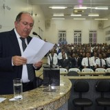 Dia Municipal do Obreiro Cristão comemorado em sessão solene