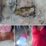 Adolescente de 14 anos mata mãe a pedradas e ateia fogo em pai e madrasta