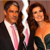 Fátima Bernardes e William Bonner anunciam separação após 26 anos casados