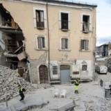 Terremoto destrói cidades da Itália e deixa dezenas de mortos