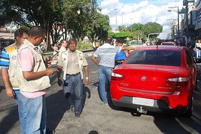 SMTT orienta fiscais para que não persigam suspeitos de fazer transporte clandestino