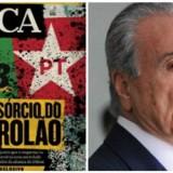 COMEÇA A TEMPORADA DE CAÇA A MICHEL TEMER