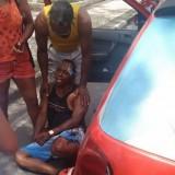 Homem é baleado na Avenida Getúlio Vargas por motociclistas e morre no HGCA