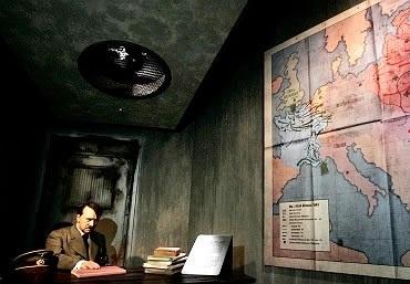 A polêmica do turismo em torno de Hitler retorna com exposição sobre os últimos dias no bunker