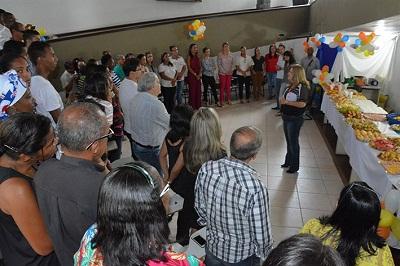 Comemoração antecipa Dia do Servidor Público