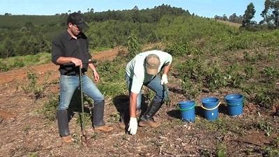 Tecnologia brasileira garante análise de solo em apenas 30 segundos