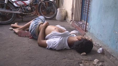 Ex presidiário é morto a tiros na Rua Visconde de Cairu em Feira de Santana