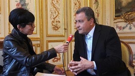 Na França, Rui diz que Bahia quer ser referência no Brasil para produção de chocolate finos