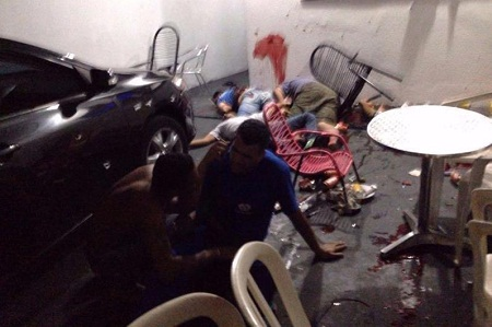 Coincidência: Após morte de policial, nove são assassinados