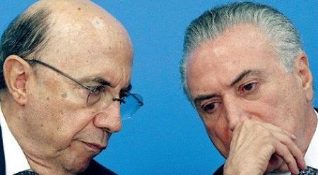 A POLÍTICA ECONÔMICA DE TEMER E MEIRELLES DESCONSTROEM O PAÍS