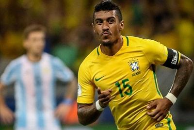 Remanescente do 7 a 1, Paulinho marca e faz as pazes com o Mineirão