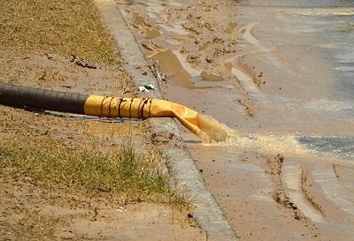 Opositor ao BRT diz que água do lençol freático deve ser usada para consumo humano