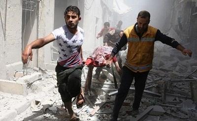 OMS: após novos ataques na Síria, Aleppo não tem mais hospitais