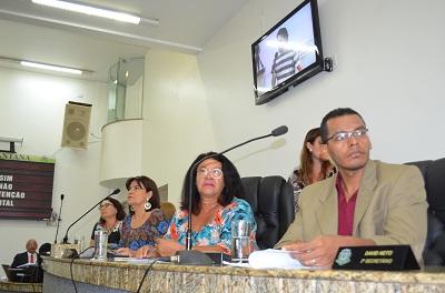Audiência Pública discutiu Plano Municipal de Educação