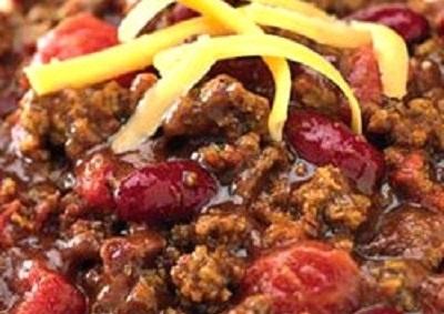 Chilli Com Carne – Um prato da Mongólia