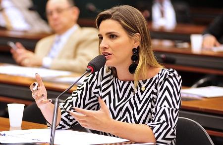 Clarissa Garotinho é expulsa do PR