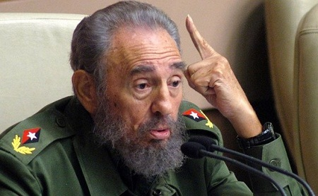 "Havana: começou a despedida a Fidel na ""Plaza de la Revolución"""