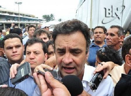 DESPESAS PESSOAIS DE AÉCIO PAGO PELA ODEBRECHT VIA MARQUETEIRO