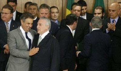Tiraram uma presidenta eleita para instalar essa pocilga. Por Leandro Fortes
