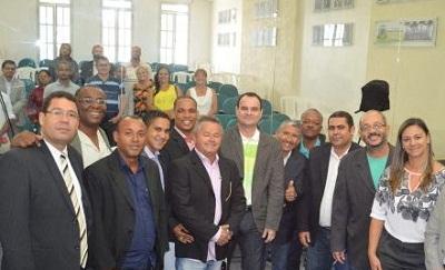 Simulação de sessão ordinária encerra curso para novos vereadores
