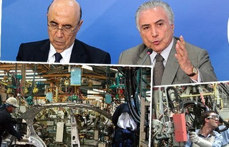 O FIASCO DO GOLPE: CONFIANÇA INDUSTRIAL DESABA