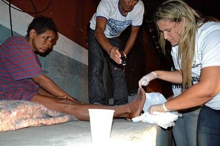Consultório na Rua: promoção à saúde de pessoas em situação de vulnerabilidade