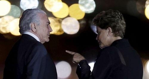 Odebrecht delata caixa 2 para a chapa Dilma-Temer