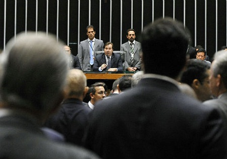 Candidato à presidência pede ao STF que suspenda eleição na Câmara
