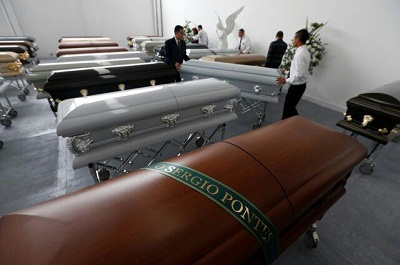 Chegada dos corpos das vítimas a Chapecó sofrerá atraso
