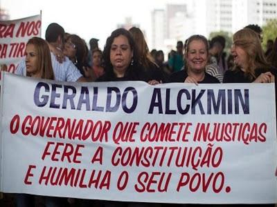 Alckmin com tanta denúncia recebe convite do PSB para ser o seu candidato à presidência