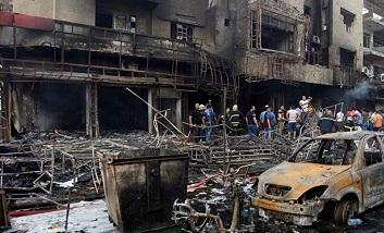 Duas explosões atingem Bagdá e deixam ao menos 21 mortos e 43 feridos