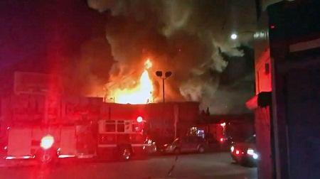 Número de mortos em incêndio em festa na Califórnia chega a 24