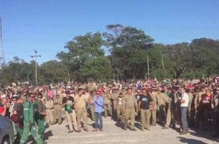 O presente de Natal aos operários navais: estaleiro demitiu hoje 3,2 mil