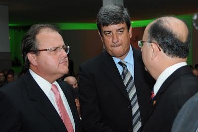Documentos de delação registra provável financiamento de 60% da campanha de Colbert Martins Filho