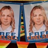 Chelsea Manning foi libertada por Obama no apagar das luzes