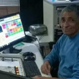 O radialista Tony Duarte da Rádio Sociedade de Feira faz sua ultima viagem