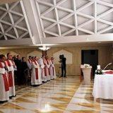 Viver uma vida dupla é melhor ser ateu disse o Papa aos católicos
