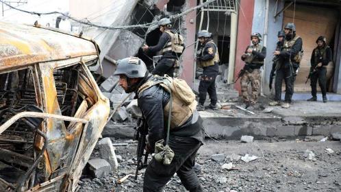 Estado Islâmico perde mais uma localidade para as forças iraquianas