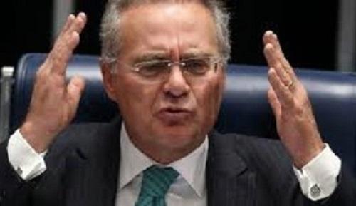 Planalto envia recado a Renan após críticas