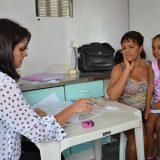Escola Municipal Adenil da Costa Falcão teve manhã manhã voltada para a atenção à saúde
