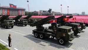 """Coreia do Norte alertou os Estados Unidos para um """"ataque preventivo superpoderoso"""""""