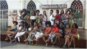 1ª Miss Afro Feira de Santana