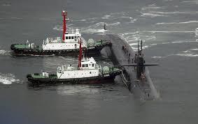EUA enviam submarino nuclear em plena tensão com Coreia do Norte