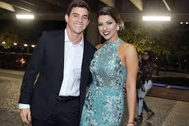 Vivian e Manoel tiveram jantar romântico no Rio de Janeiro