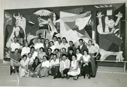 """A octogenária """"Guernica"""", de Picasso"""